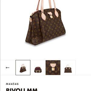 Louis Vuitton Rivoli MM